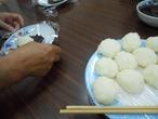 草川デイサービス ◆おはぎ作り◆ (9月26日)